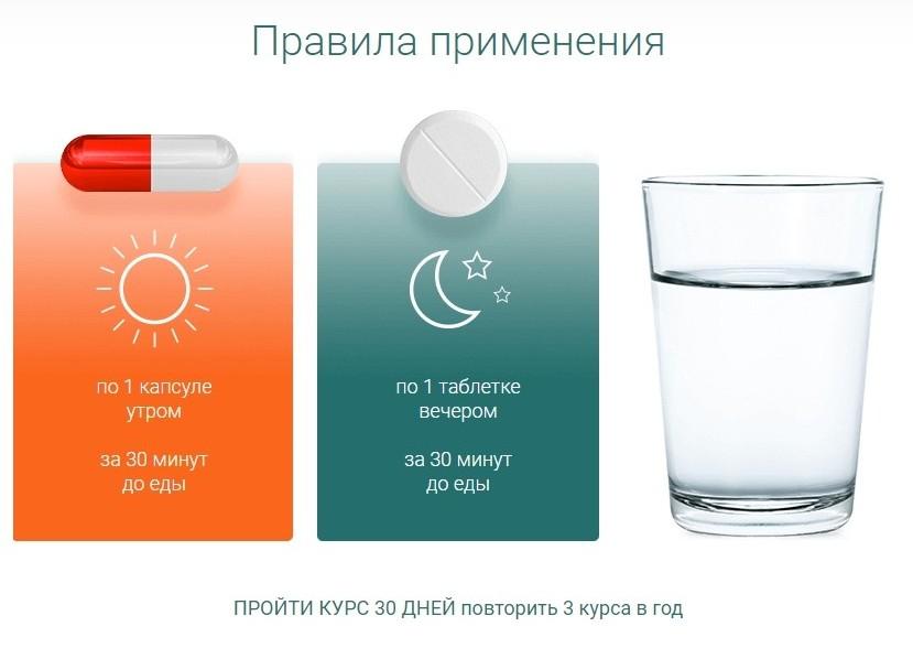 Таблетки Диафон от диабета инструкция