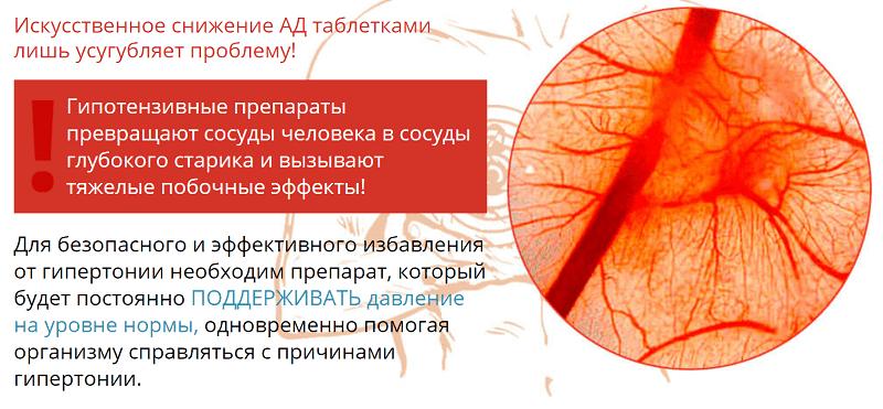 Гипероприл гипертонии