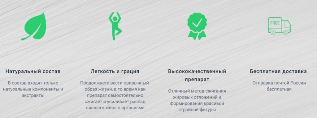 Капсулы Лишоу (Lishou) для похудения инструкция